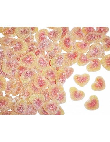 Saure Pfirisch-Herzen 200 g